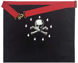 Scottish Rite Master Mason Apron