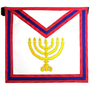 Masonic Scottish Rite Masonic Apron - AASR - 23rd Degree - Regalialodge