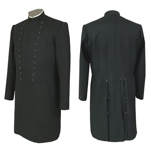 Knights Templar Masonic Past Commander Frock Coat - Tall - Regalialodge