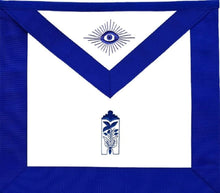 Load image into Gallery viewer, Masonic Blue Lodge Officers Aprons Variations - Set of 19