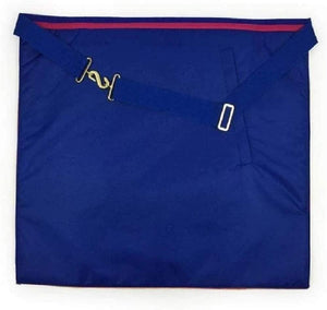 Past Grand Senior Deacon Undress Apron with Hermes Emblem