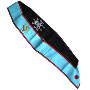 High Quality Scottish Rite AASR Blue Sash - Regalialodge
