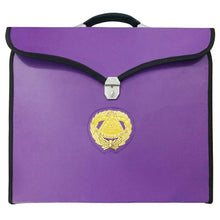 Load image into Gallery viewer, Masonic MM/WM and Provincial Full Dress Grand Master Purple Cases II - Regalialodge