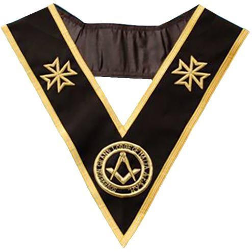The Sovereign Grand Lodge Of Malta - Grand Officer - SGLOM Collar - Regalialodge
