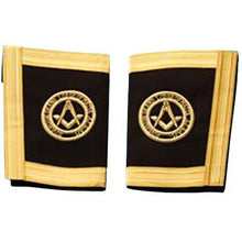Load image into Gallery viewer, The Sovereign Grand Lodge Of Malta - Grand Officer - SGLOM Gauntlets Cuffs - Regalialodge