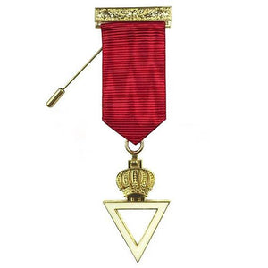Royal and Select RSM Companions Masters Members Breast Jewel - Regalialodge