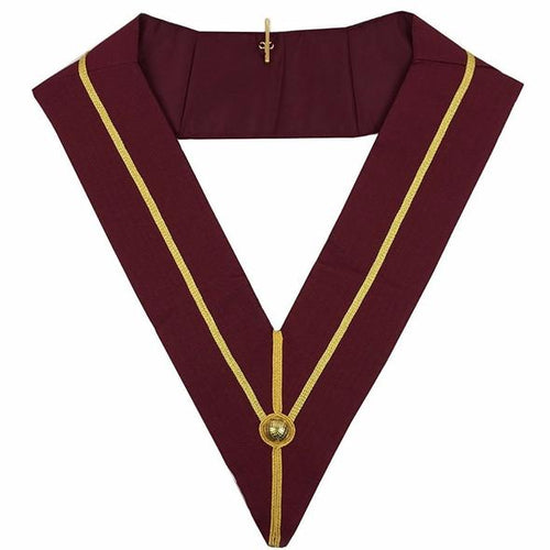 Masonic Regalia Royal Arch Past Principals Collar - Regalialodge