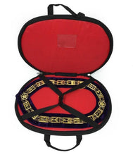 Charger l'image dans la galerie, Masonic Regalia Chain Collar Case Soft Padded Lining - Regalialodge