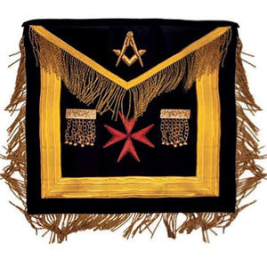The Sovereign Grand Lodge Of Malta - Right Worshipful - SGLOM Apron - Regalialodge