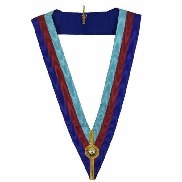 Royal Arch Provincial Collar - Regalialodge