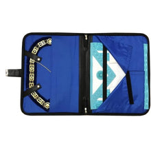 Load image into Gallery viewer, Masonic Regalia Provincial Full Dress Square Compass Apron Case [Multiple Colors]