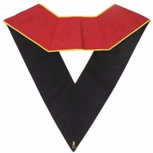 Masonic AASR collar 18th degree - Knight Rose Croix - Ouroboros + Latin Cross