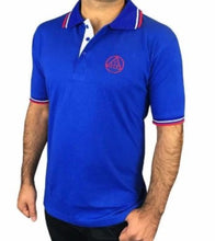 Load image into Gallery viewer, Masonic Golf Polo Shirt with Royal Arch Embroidery Logo