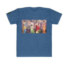 Load image into Gallery viewer, High Quality Four Cardinal Virtues Masonic T-Shirt