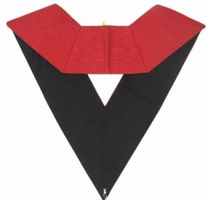 Masonic AASR collar 18th degree - Knight Rose Croix - Musician