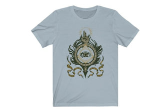Open Your Eyes Free Your Mind Masonic T-Shirt