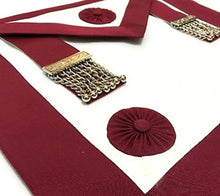 Load image into Gallery viewer, Provincial Stewards Apron (Rosettes)