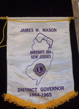 Load image into Gallery viewer, Machine Made Embroidery Masonic Banners