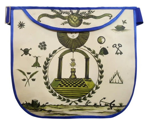 History Edition: Masonic Apron of Meriwether Lewis - Circa 1800