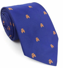 Load image into Gallery viewer, Masonic Royal Arch Tie 100% silk RA Beautiful Masons Gift-Blue