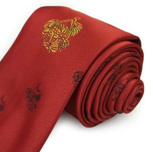 Superior Quality New Masonic Stewards Tie