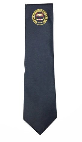 Masonic Tie with Lodge logo
