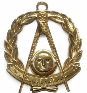 Masonic Collar Grand Lodge Jewel - Past Master
