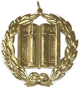 Masonic Collar Grand Lodge Jewel - Chaplain
