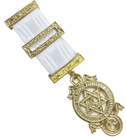 Masonic Royal Arch Companions Breast Jewel