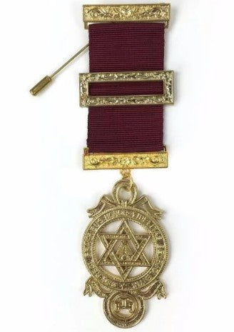 Masonic Royal Arch Principal Breast Jewel