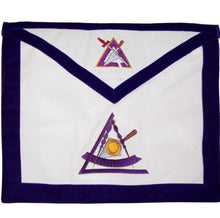 Load image into Gallery viewer, PHP / PIM York Rite Apron Reversible Double-Sided