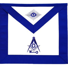 Load image into Gallery viewer, Masonic International Masonry Master Mason Apron