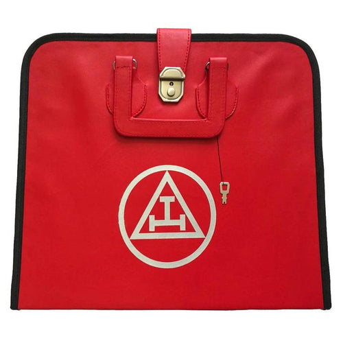 Masonic Royal Arch MM/WM and Provincial Full Dress Apron Cases - Regalialodge