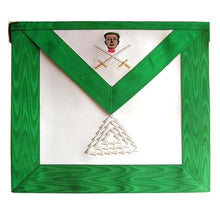 Load image into Gallery viewer, Masonic Scottish Rite apron - AASR - 15th degree - Regalialodge