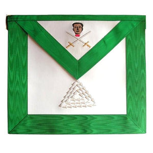 Masonic Scottish Rite apron - AASR - 15th degree - Regalialodge