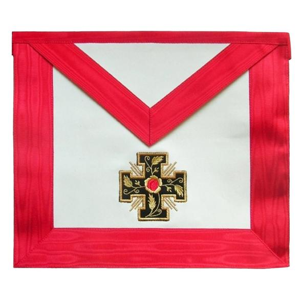 Masonic Scottish Rite AASR - 18th degree - Knight Rose-Croix - Croix potencée - Regalialodge