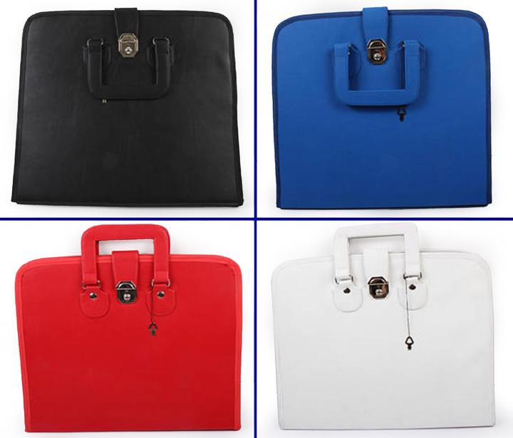 Masonic Regalia MM/WM Apron Cases [Multiple Colors] - Regalialodge