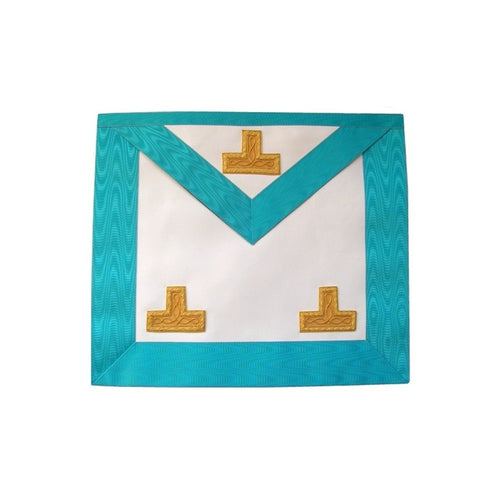 Worshipful Master – Groussier French Rite – 3 taus – 30 cm x 35 cm - Regalialodge