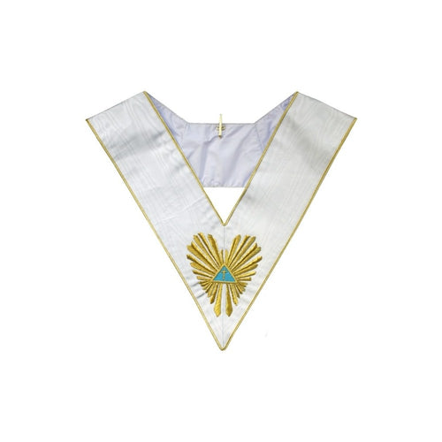 Masonic collar – French Chapter – 5th Order – GLNF - Regalialodge