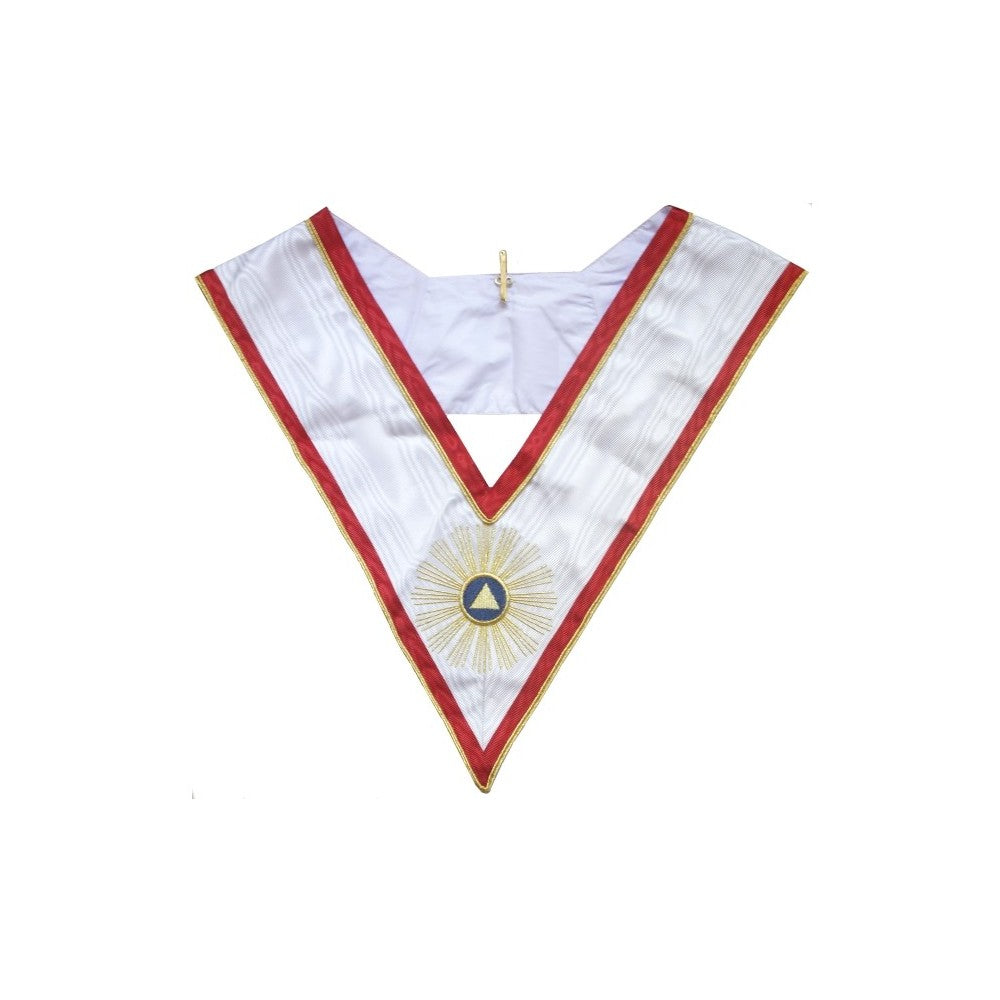 Masonic collar – French Chapter – 5th Order – Grand Chapitre Général du GODF - Regalialodge