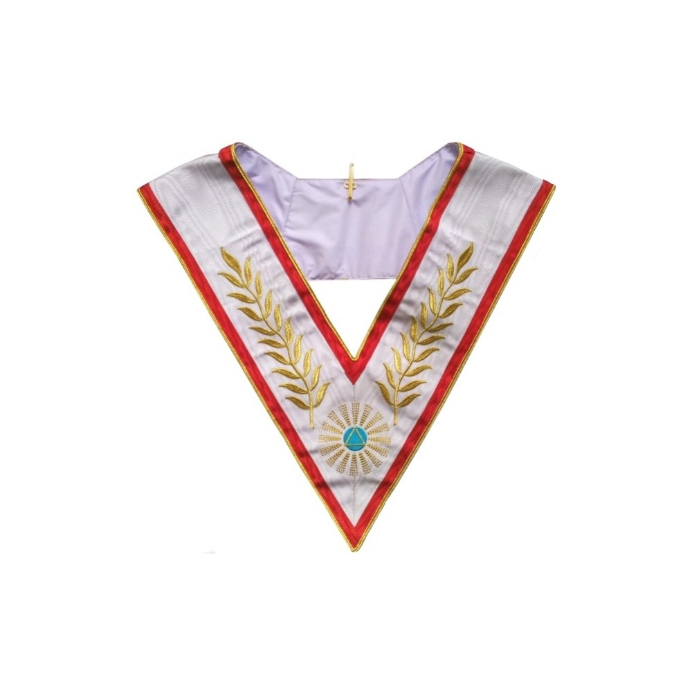 Masonic collar – French Chapter – 5th Order – Prefect - Regalialodge