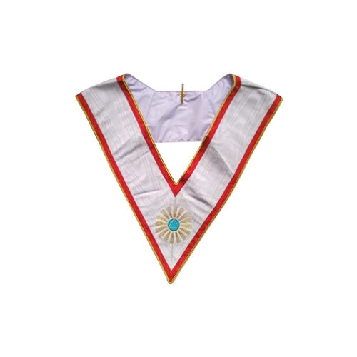 Masonic collar – French Chapter – 5th Order - Regalialodge
