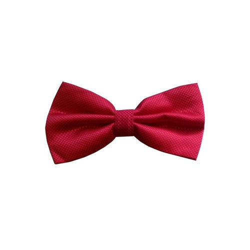 Microfiber bowtie – Red - Regalialodge