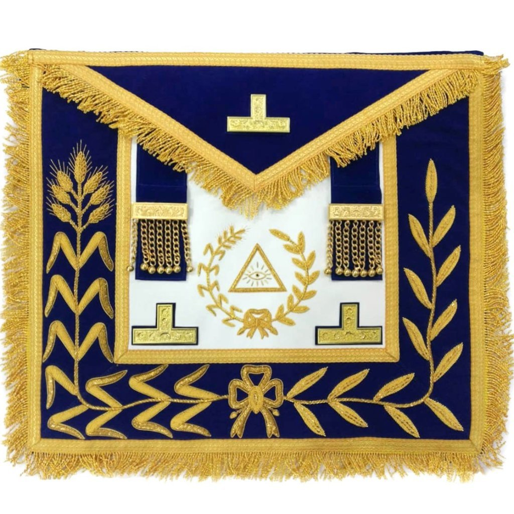 Craft Past Grand Chapter Full Dress Apron - Regalialodge