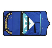 Load image into Gallery viewer, Masonic regalia MM/WM & Provincial Apron Bag with compass - Regalialodge