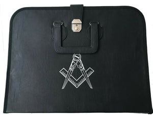 Masonic Regalia  MM/WM & Provincial Apron and Chain Collar with compass - Regalialodge