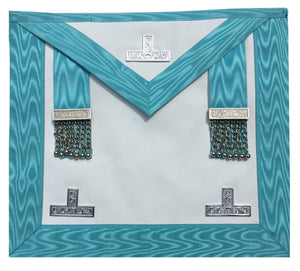 Masonic Regalia Craft Worshipful Mason WM Apron past master (Imitation Leather) - Regalialodge