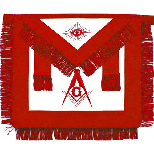 Masonic AASR Scottish Rite Master Mason Apron - Regalialodge