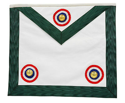 Masonic Regalia, Royal Order of Scotland Working Apron - Regalialodge
