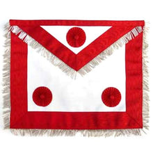 Load image into Gallery viewer, Masonic Scottish Rite AASR Honor Master Leather Apron - Regalialodge